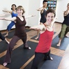 Up to 57% Off Yoga Classes