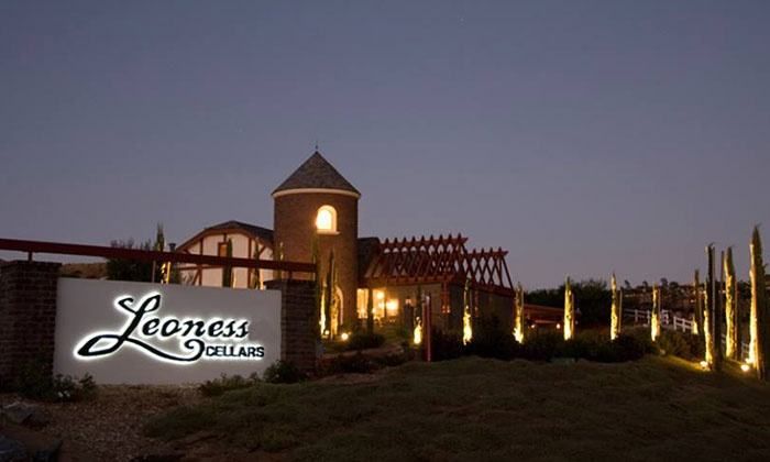 Leoness Cellars - Temecula: $37 for a Signature Winery Tour and Wine Tasting for One at Leoness Cellars in Temecula ($75 Value)