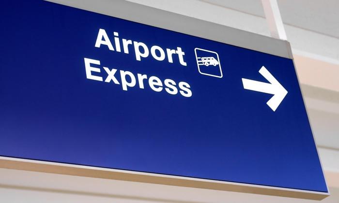 AirExpressBus - AirExpressBus: Transfer dla 1 os. na/z lotniska w Amsterdamie, Rotterdamie, Utrechtcie, Eindhoven i Dusseldorfie Weeze z Air ExpressBus