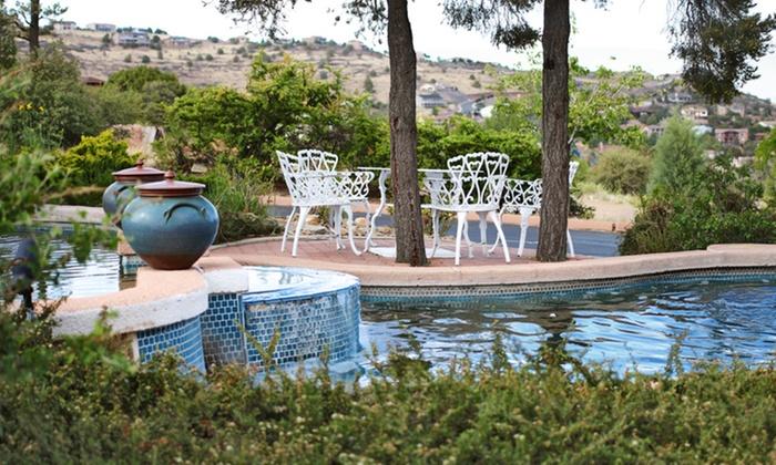 Forest Villas Hotel - Prescott, AZ: Stay at Forest Villas Hotel in Prescott, AZ; Dates into April