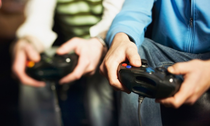 Ultimate Mobile Gaming - Boston: Mobile-Gaming-Truck Rental from Ultimate Mobile Gaming (50% Off). Two Options Available.