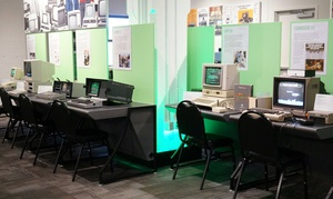 Living Computer Museum: Admission to Living Computer Museum for Two or Four, or Admission and T-shirts for One, Two, or Four (Up to 40% Off)