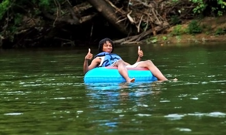 Unlimited Tubing All Summer for One or Four from River & Trail Outfitters (Up to 64% Off)