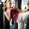 Up to 85% Off at Fitness Kickboxing