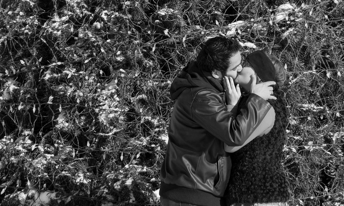 Dana Gillette Photography - Denver: 60-Minute Engagement Photo Shoot from Dana Gillette Photography (37% Off)