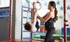 Flying High Sports & Rec Center - Multiple Locations: 10 Open-Gym Sessions or Month of Preschool Gymnastics Classes at Flying High Sports & Rec Center (Up to 66% Off)