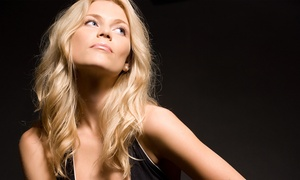 Fusion The Salon and MediSpa: Haircut and Deep-Conditioning with Optional Highlights or Color at Fusion The Salon and MediSpa (Up to 63% Off)
