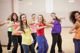 Zumba With Krystal: 10 Zumba Classes at Zumba With Krystal (70% Off)