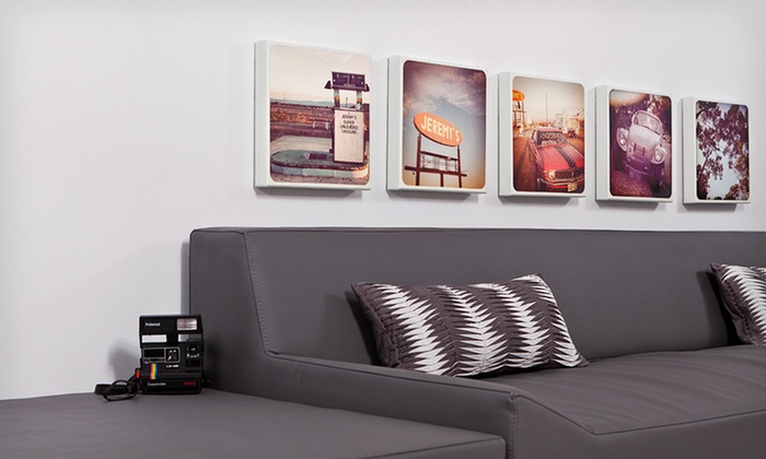 """CanvasPop Gallery-Wrapped Canvas Prints: 12""""x12"""" or 16""""x20"""" Gallery-Wrapped Custom Photo Canvas Print from CanvasPop (Up to 63% Off)"""