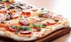 Pizza da 40 cm e birra fino -63%