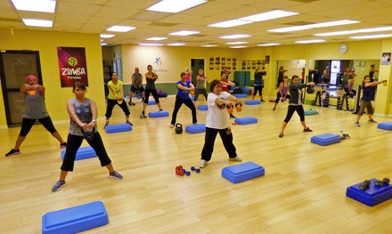 Four or Six Weeks of Boot-Camp Classes at DeVoir Fitness Studio (Up to 64% Off)