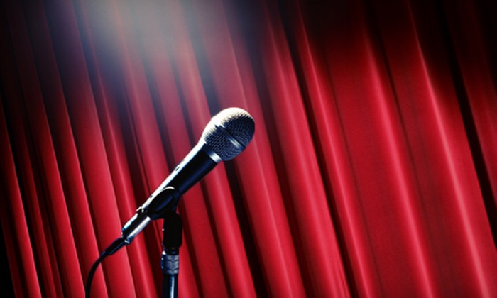 Comedy for Two from Treehouse Comedy Productions in West Haven and Stamford (Up to 51% Off). Five Showtimes Available.