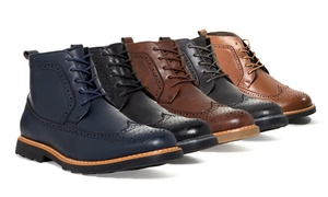 Giraldi Milan Men's Oxford Boot: Giraldi Milan Men's Oxford Boot