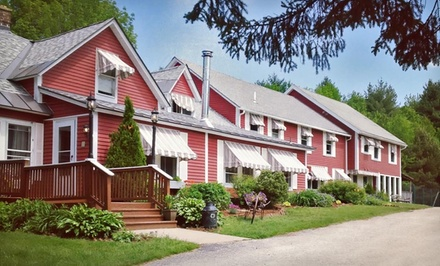 Stay at The Vermont Inn in Mendon, VT, with Dates into January 2018