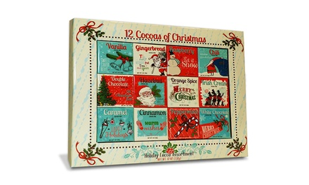 12 Cocoas of Christmas Gift Set (12-Pack)