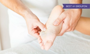 Royal Canadian College of Massage Therapy: CC$35 for One Foot-Pampering Reflexology Package at Royal Canadian College of Massage Therapy (CC$85 Value)