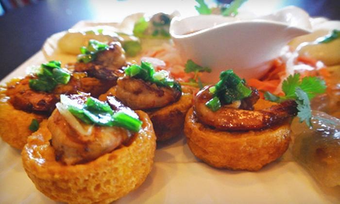 Spring Taste Vietnamese Food & Bar - Orillia,Talbot Hill: $15 Worth of Vietnamese Cuisine