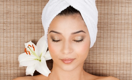 One or Three 60-Minute Facials at Sanctuary Salon & Spa (Up to 56% Off)