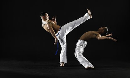 image for Five Capoeira Classes at Cordão de Ouro Capoeira North West (82% Off)