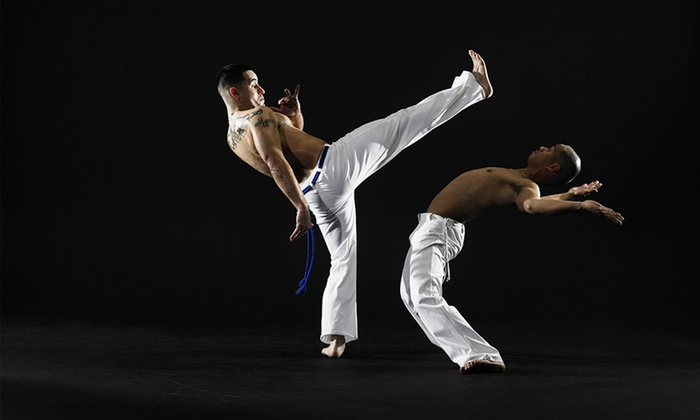 Five Capoeira Classes