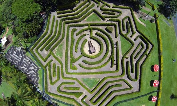 Match Wits: Maze + Mini Golf - Bellingham Maze   Groupon