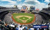 New York Mets – Up to 55% Off Baseball Game