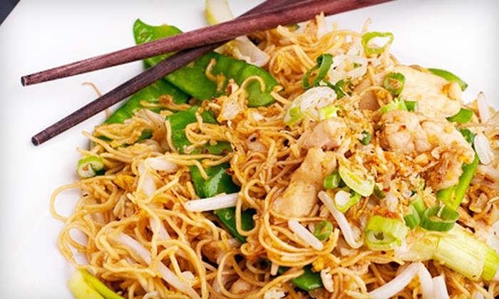 The Queen and I Restaurant - St. Petersburg: Thai Cuisine for Dinner or Lunch at The Queen and I Restaurant (Up to 52% Off)