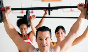 1on1 Personal Fitness: 10 Personal Training Sessions at 1on1 Personal Fitness (45% Off)