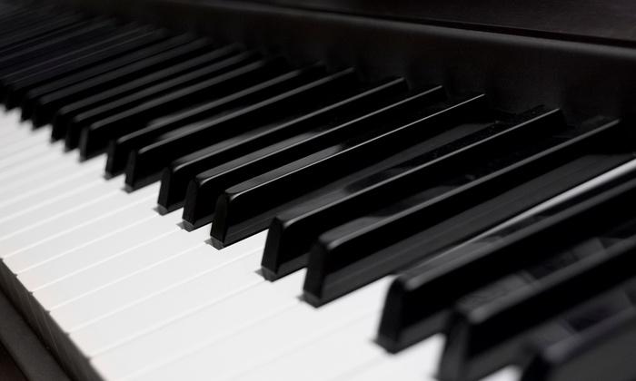 Muzik-4-life - Virginia Beach: $60 for $100 Toward 4 30-minute Music Lessons — Muzik-4-Life