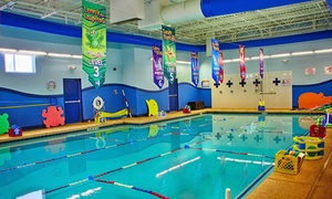 Aqua-Tots: Brownsville TX: Two Weeks of Swimming Lessons Trial for One or Two Children at Aqua-Tots (Up to 51% Off)