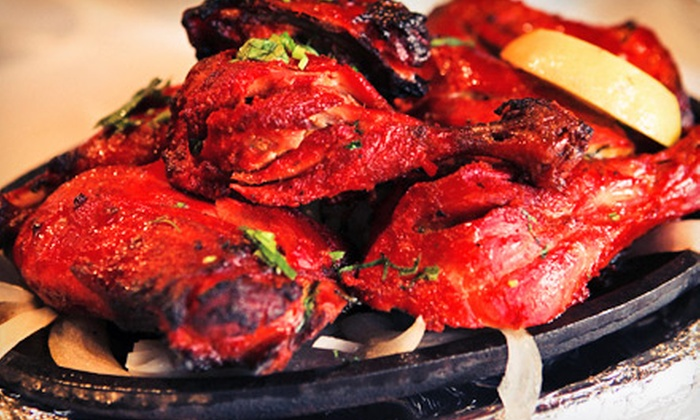 Absolut Desi Bar & Grill - Dixie: $15 for $30 Worth of Indian Food at Absolut Desi Bar & Grill