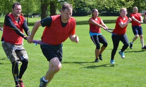 Cambs Boot Camp: Ten Boot Camp Sessions with Cambs Boot Camp (63% Off)