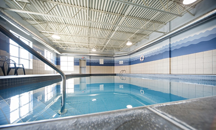 Days Inn Dartmouth - Nova Scotia: 1- or 2-Night Stay for Two at Days Inn Dartmouth in Nova Scotia. Combine Up to 6 Nights.
