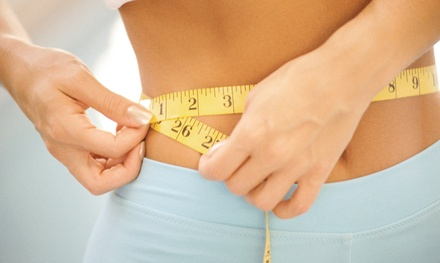 $89 for a Four-Week Supervised Weight-Loss Program at Be Well Health Spa (Up to $555 Value)