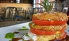 Radial Cafe - Candler Park: $30 for a Farm-to-Table Dinner for Two at Radial Café (Up to $59.26 Value)