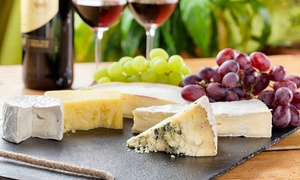 Cave Wine Tasting Tour With Meat And Cheese Plate For Two Or Four At Oak Mountain Winery (up To 43% Off)