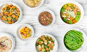 Beautifull: $17.01 for Three Groupons, Each Good for $10 Worth of Healthy Food for Two at Beautifull ($30 Value)