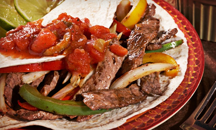 El Centenario Mexican Family Restaurant and Bar - Churchill: $10 for $20 Worth of Mexican Dinner for Two at El Centenario Mexican Family Restaurant and Bar
