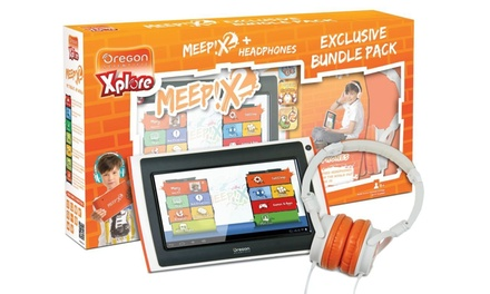 "Oregon Scientific  Kids 7"" Android Tablet"