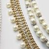 Faux-Pearl Bracelets and Necklaces