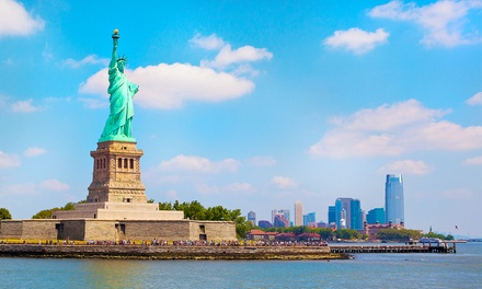 ✈ New York, Las Vegas and Los Angeles: 8 Nights with Return Flights at Choice of Hotels*