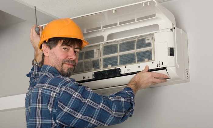 Air Pro - Atlanta: 14-Point Air-Conditioner Inspection and Tune-Up from Air Pro Heating & Air, LLC (55% Off)