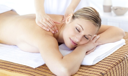 90-Minute Swedish Massage or 75-Minute Massage and Body Wrap at ReNew Holistic Health & Wellness (Up to 52% Off)