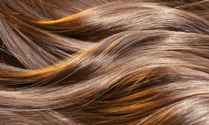 Simply Polished - Mount Pleasant: Haircut, Highlights, and Style from Simply Polished (55% Off)