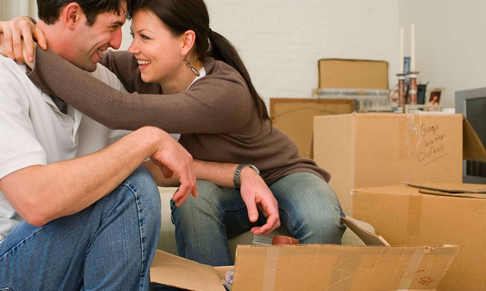 Storage & Moving Logistics - Fort Worth: Three Hours of Moving Services with a Two- or Three-Man Crew from Storage & Moving Logistics (Up to 53% Off)