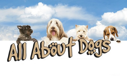All About Dogs - Suffolk