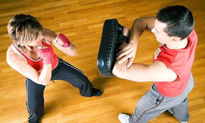 Kickboxing Broward - Multiple Locations: 10 or 20 Kickboxing Classes at Kickboxing Broward (Up to 80% Off)