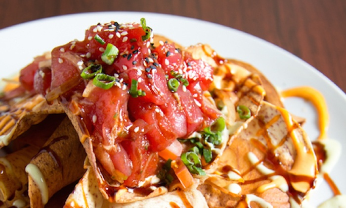 Noelani's Bar and Lounge - San Carlos: Lunch or Brunch at Noelani's Bar and Lounge (40% Off). Two Options Available.
