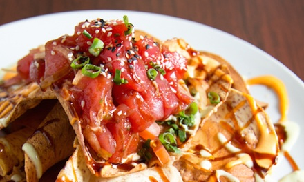Lunch or Brunch at Noelani's Bar and Lounge (40% Off). Two Options Available.