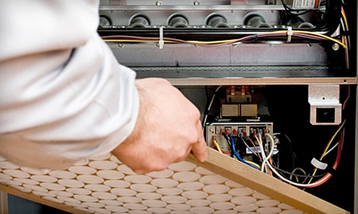 Just In Time Furnace - Calgary: $49 for Cleaning Services for Furnace and 10 Ducts from Just In Time Furnace ($130 Value)